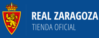 REAL ZARAGOZA BILLETERA SAFTA